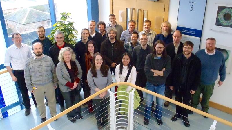 The OME and Glencoe Development teams